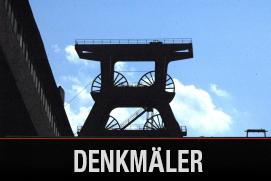 Denkmal Zeche Zollverein in Essen