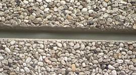 PCB Fugendichtung zwischen Waschbetonfrontplatten Galileo
